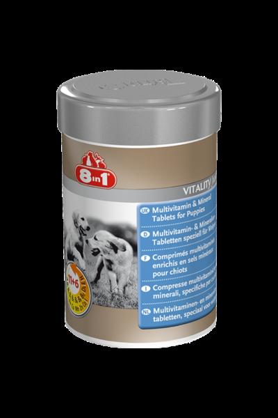 8IN1 Multi Vitamin Kölyökkutya 100db