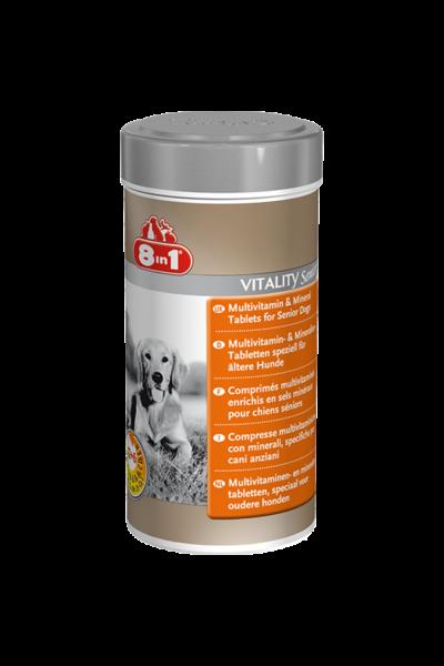 8IN1 Multi Vitamin Idős kutya 70db
