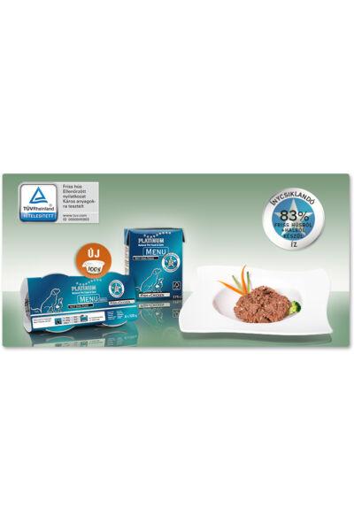 PLATINUM MENU Fish+Chicken / Hal+Csirke