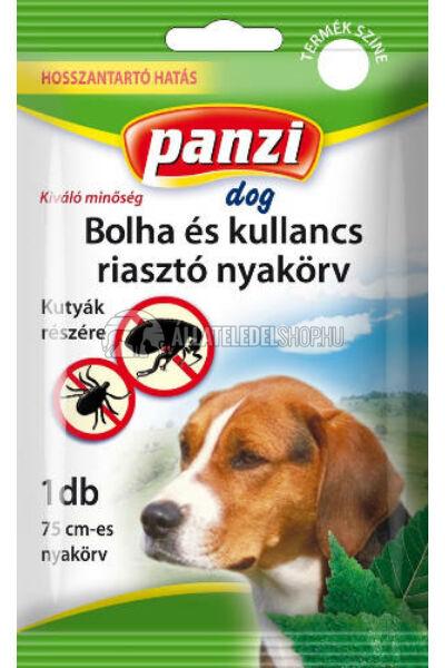 Panzi Bolha és Kullancs riasztó nyakörv kutyáknak