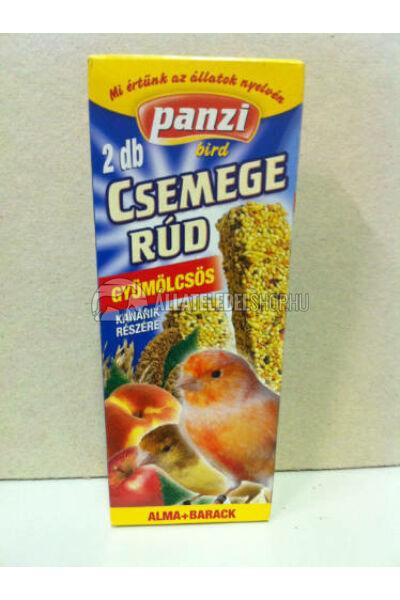 Panzi Csemege Rúd kanári gyümölcs