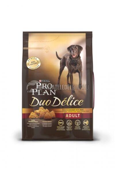 Pro Plan - Duo Delice Adult Marha & Rizs kutyatáp 2,5kg