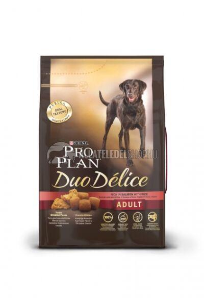 Pro Plan - Duo Delice Adult Lazac & Rizs kutyatáp 2,5kg