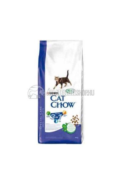 Cat Chow macskaeledel - Feline 3in1 macskatáp 1,5kg