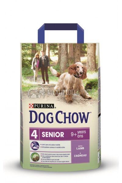 Dog Chow - Senior Bárány húsos kutyatáp 2,5kg