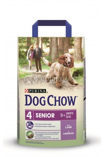 Dog Chow - Sensitive Lazac húsos kutyatáp 2,5kg