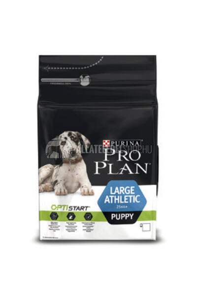 Pro Plan - Large Puppy Athletic Optistart kutyatáp 3kg