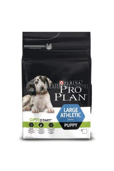 Pro Plan - Large Puppy Athletic Optistart kutyatáp 3kg
