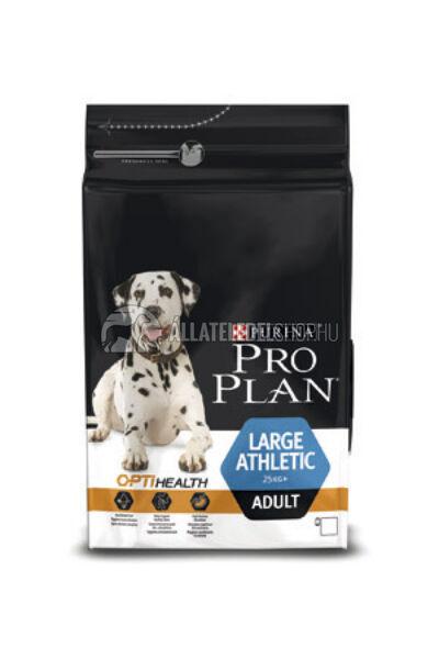 Pro Plan - Large Adult Athletic Optihealth kutyatáp 3kg