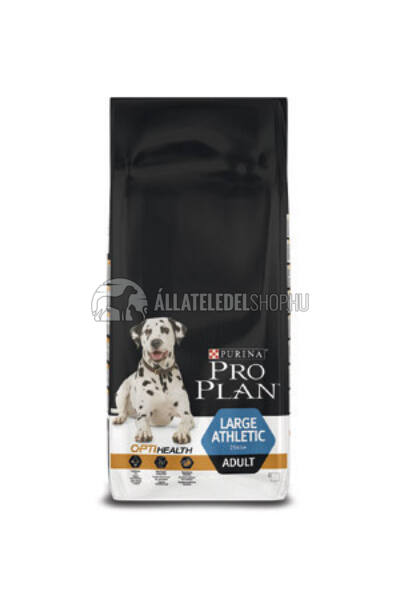 Pro Plan - Large Adult Athletic Optihealth kutyatáp 14kg
