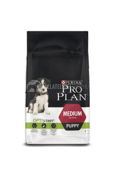 Pro Plan - Medium Puppy Optistart kutyatáp 7kg