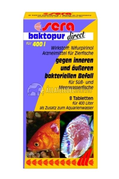 SERA BAKTOPUR DIRECT 24TABL.