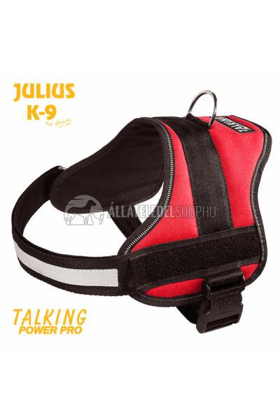 Julius K-9  TPP Powerhám 1 Piros