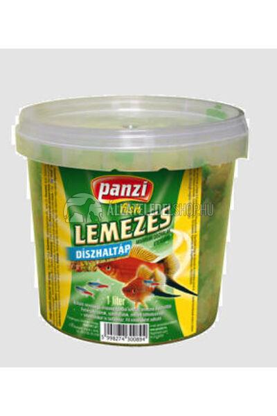 Panzi Lemezes díszhaltáp 1L