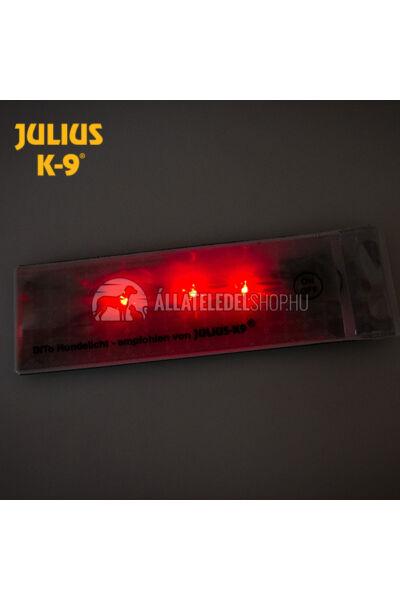 Julius K-9 LED-es fényvisszaverő villogó - Kicsi