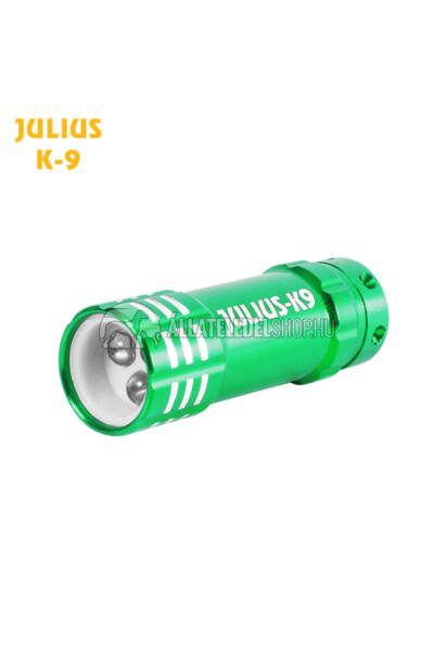 Julius K-9  Led lámpa IDC és K9 Powerhámhoz. Kiwizöld