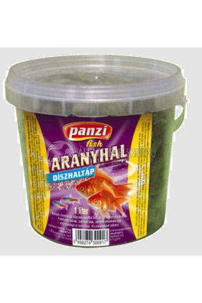 Panzi Aranyhal díszhaltáp 1L