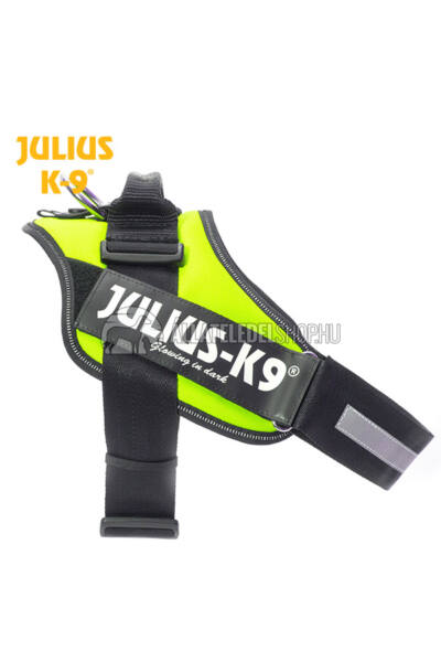 Julius K-9 IDC Powerhám 3 Neonzöld