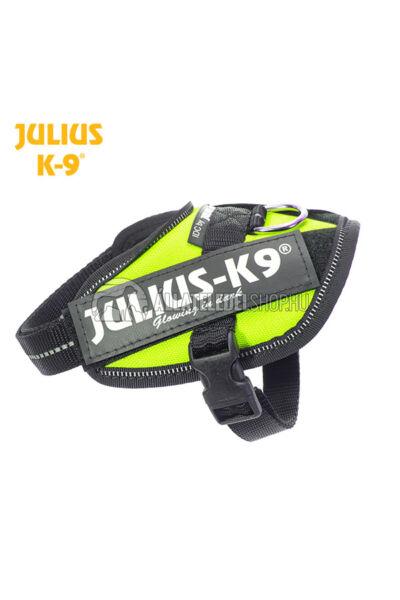 Julius K-9 IDC Powerhám Baby 2 Neonzöld