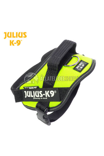Julius K-9 IDC Powerhám Mini Neonzöld