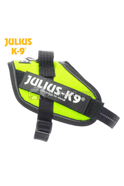 Julius K-9 IDC Powerhám Mini-Mini Neonzöld