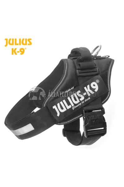 Julius K-9 IDC Powerhám 3 Fekete