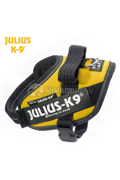 Julius K-9 IDC Powerhám Mini Napsárga