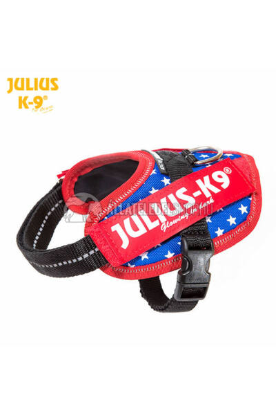 Julius K-9 IDC Powerhám Baby 2 USA Zászlós