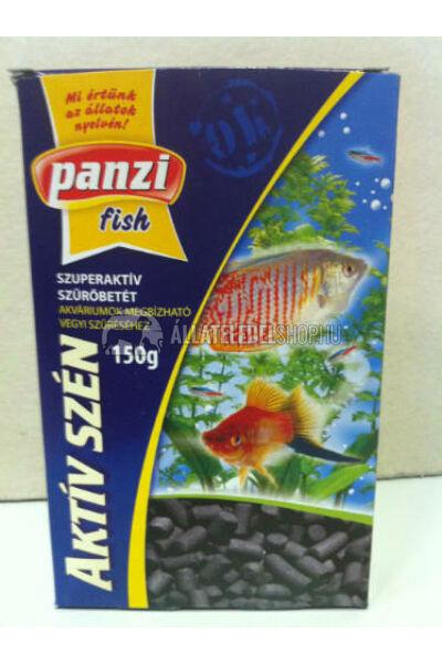 Panzi töltet aktívszén