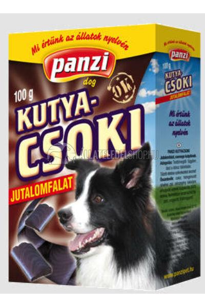 Panzi - Dog csoki 100g
