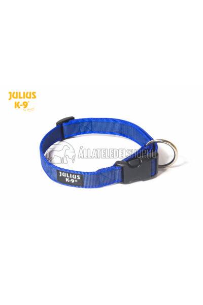 Julius K-9  Color & Gray nyakörv - 20 mm - Kék.