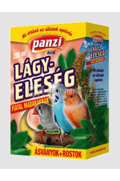 Panzi lágyeleség fiatal madaraknak 200ml
