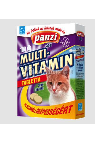 Panzi macskaeledel - Cat Multivitamin