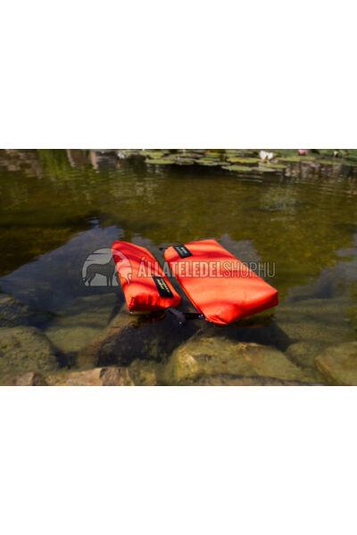"""Julius K-9  """"Aqua Food Dummy"""" piros, 20x10 cm"""