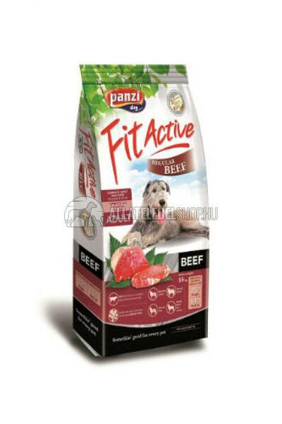 FitActive - Dog Premium Beef regular kutyatáp 4kg