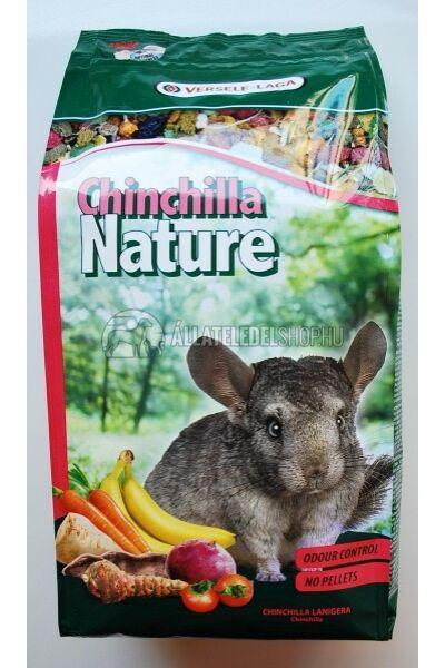 Versele-Laga - Nature Chinchilla - Keverék Csincsilláknak lucernával 750g