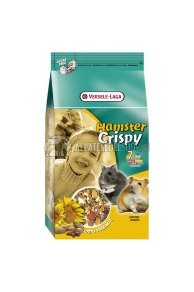 Versele-Laga - Crispy Muesli Hamster - Keverék Hörcsögöknek 1Kg