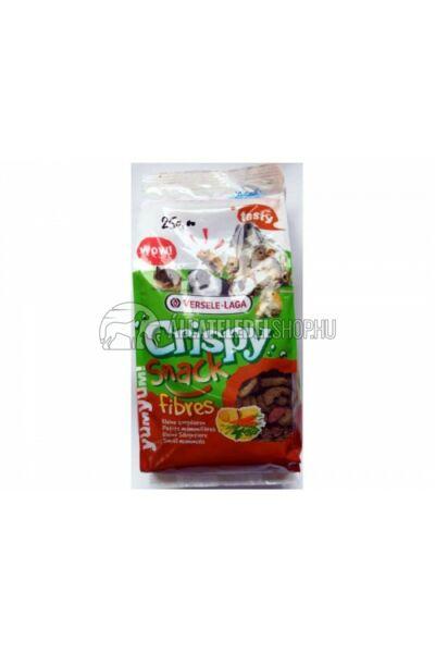 Versele-Laga - Crispy Snack Fibres - Extrudált kiegészítő eleség kisállatoknak 650g