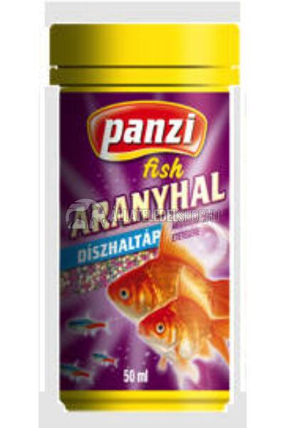 Panzi Aranyhal díszhaltáp 50ml