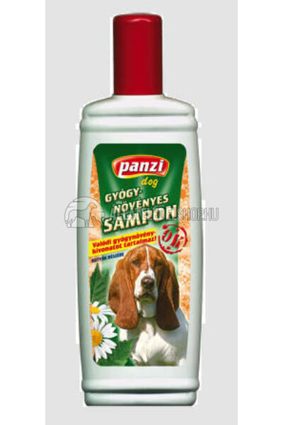 Panzi - Dog Sampon gyógynövény 200ml