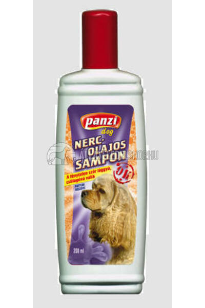 Panzi - Dog Sampon nercolaj 200ml