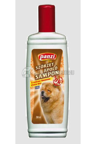 Panzi - Dog Sampon szőrápoló 200ml