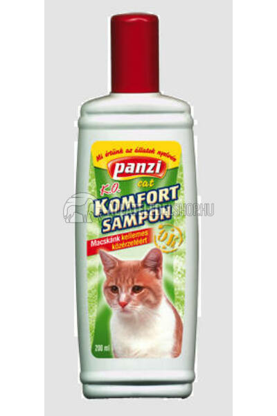 Panzi - Cat Sampon komfort