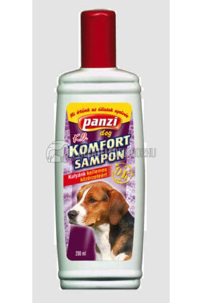 Panzi - Dog Sampon komfort 200ml