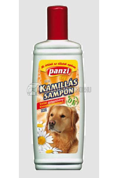 Panzi - Dog Sampon kamillás 200ml