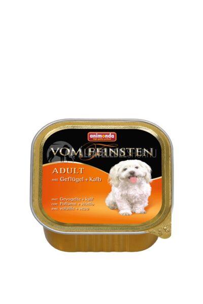 Animonda - Vom Feinsten Adult Baromfi & Borjú alutasakos kutyáknak 150g