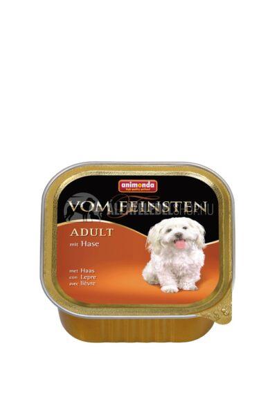 Animonda - Vom Feinsten Adult Vadnyúl alutasakos kutyáknak 150g