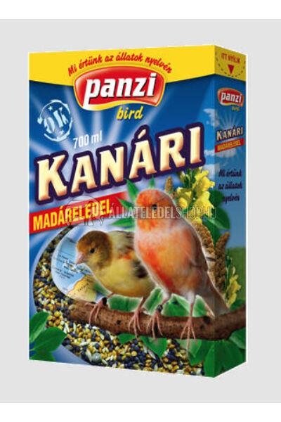 Panzi mag dobozos kanári