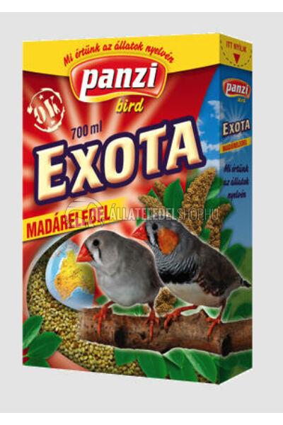 Panzi Exota Madáreleség 700ml