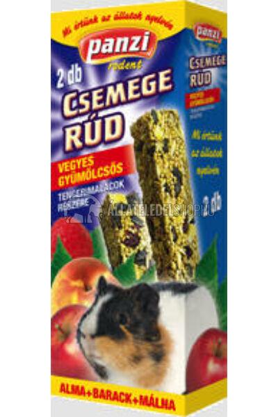 Panzi - Csemege Rúd Tengerimalacnak gyümölcsös 2db